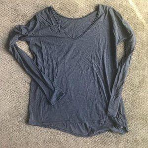 Dark Grey Tunic Top from Lululemon